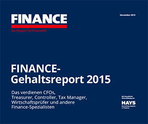 Finance salary report 2015