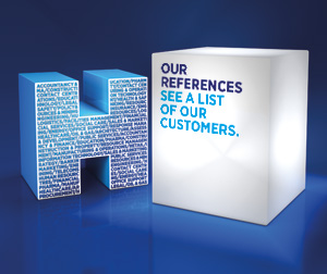 References - our customers