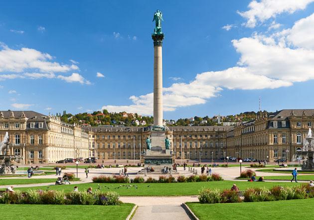 Recruitment Services Provider In Stuttgart Hays