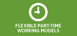Flexible part-time working models